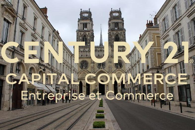 Vente commerce - Loiret (45) - 100.0 m²
