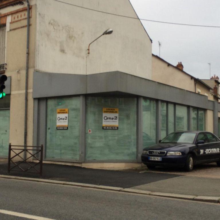 Bureaux à louer - 88.0 m2 - 45 - Loiret