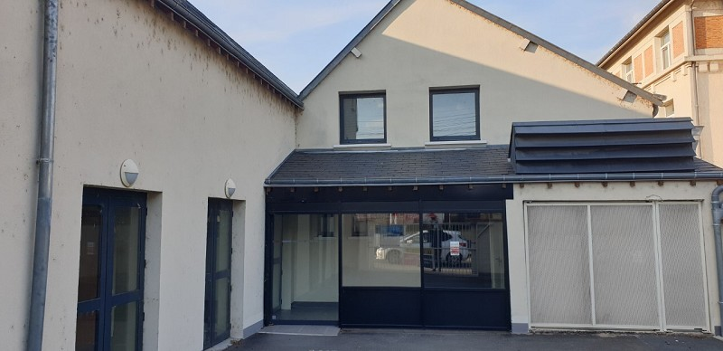 Vente entreprise - Loiret (45) - 384.0 m²