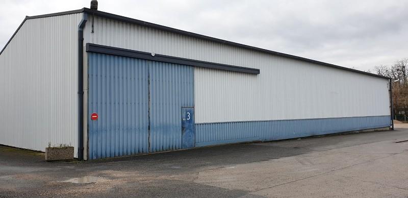 Entrepôt à louer - 1200.0 m2 - 45 - Loiret