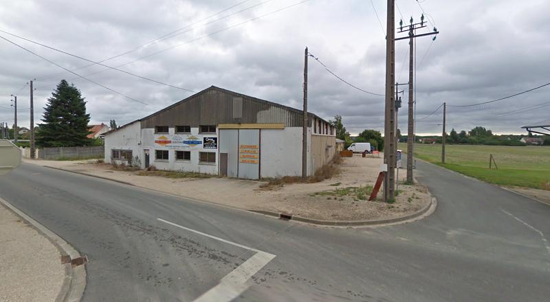 Vente entreprise - Loiret (45) - 1200.0 m²