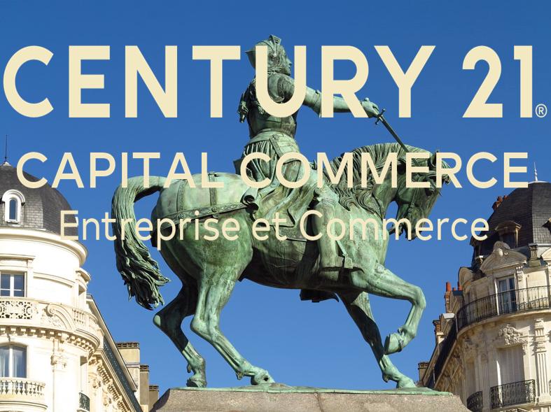 Vente commerce - Loiret (45) - 190.0 m²